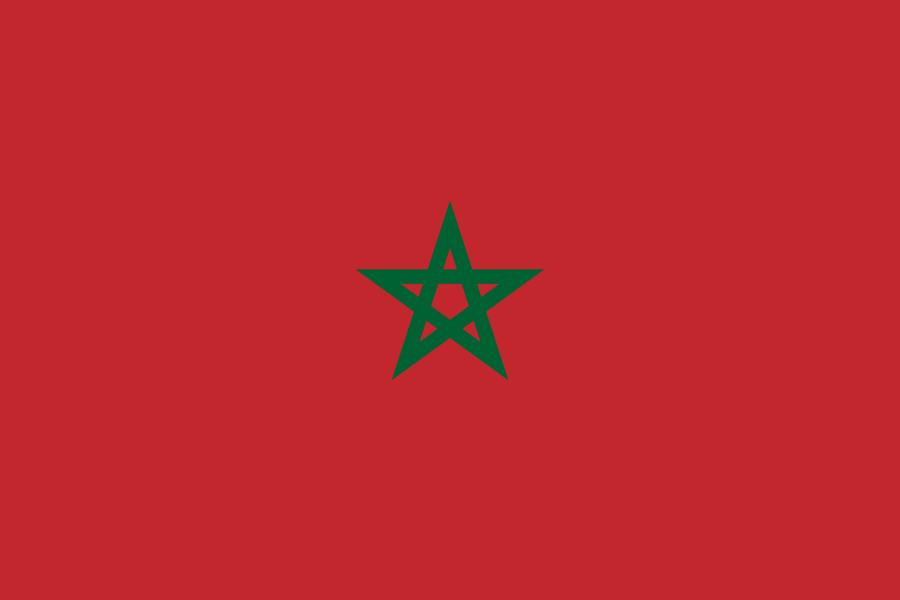 Marockos flagga