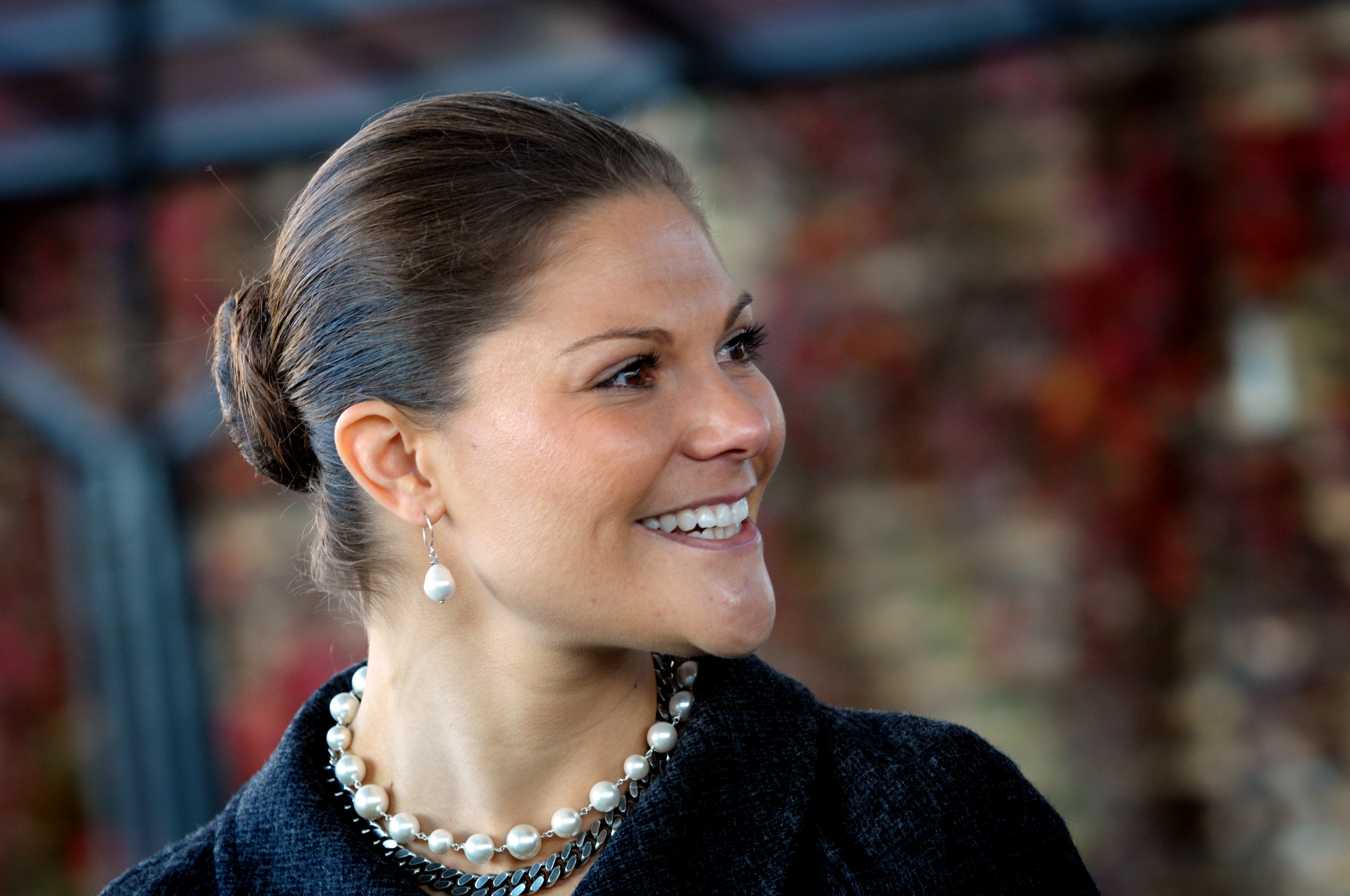 H.R.H. Crown Princess Victoria at the Baltic Development Forums summit in Stockholm 2009
